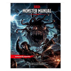 DUNGEONS & DRAGONS - 5th Edition RPG: Monster Manual