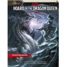 DUNGEONS & DRAGONS - 5th Edition RPG: Hoard of the Dragon Queen
