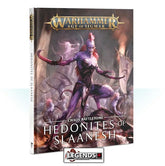 WARHAMMER AGE OF SIGMAR -  BATTLETOME - HEDONITES OF SLAANESH