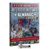 BLOOD BOWL - The Inaugural Blood Bowl Almanac