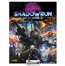 SHADOWRUN - 6TH EDITION CORE RULEBOOK