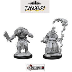 Deep Cuts - Unpainted Miniatures: Bugbears #WZK72587
