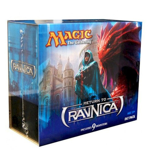 MAGIC FAT PACKS & BUNDLES - RETURN TO RAVNICA
