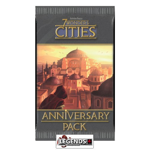 7 WONDERS - CITIES Anniversary Pack