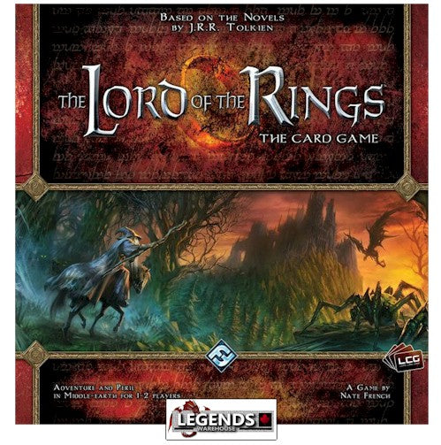 LORD OF THE RINGS: LCG - The Card Game