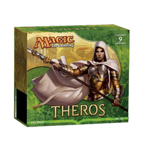 MAGIC FAT PACKS & BUNDLES - THEROS