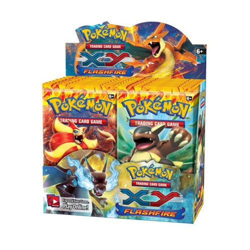 POKEMON - XY Flashfire Booster Box