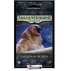 ARKHAM HORROR - The Card Game - Guardians of the Abyss Scenario Pack