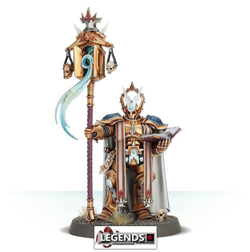 WARHAMMER AGE OF SIGMAR - Stormcast Eternals - Lord-Exorcist