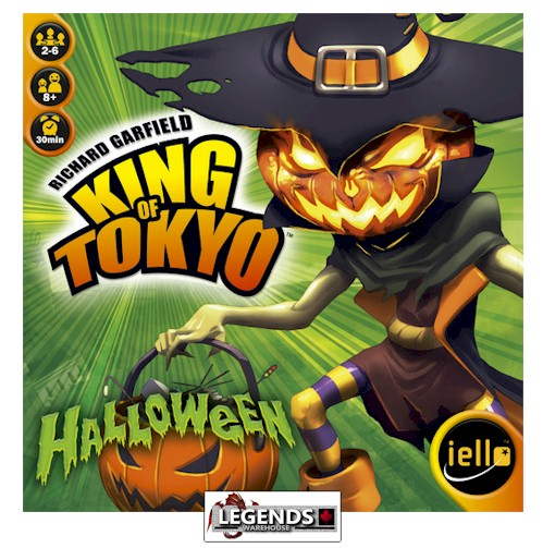 KING OF TOKYO - HALLOWEEN  (New Edition - 2017)