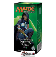 MTG DECKS -  CHALLENGER DECK - Counter Surge