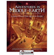 ADVENTURES IN MIDDLE-EARTH RPG - LONELY MOUNTAIN REGION