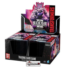 TRANSFORMERS TCG - War For Cybertron Siege II Booster Box