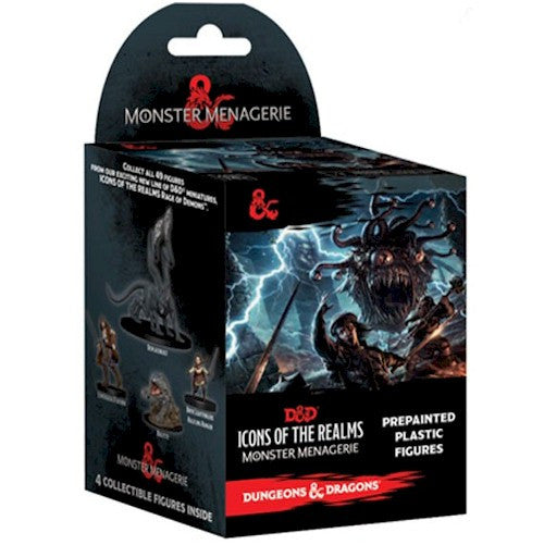 DUNGEONS & DRAGONS ICONS -  Monster Menagerie - Booster Pack
