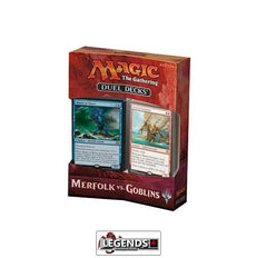 MTG DECKS - MERFOLK VS GOBLINS