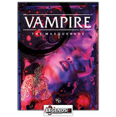 VAMPIRE:  THE MASQUERADE - 5TH EDITION CORE RULEBOOK
