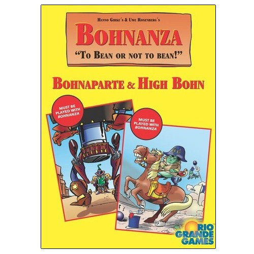 BOHNANZA - Bohnaparte & High Bohn