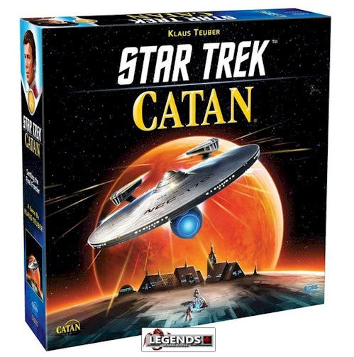 CATAN - STAR TREK EDITION
