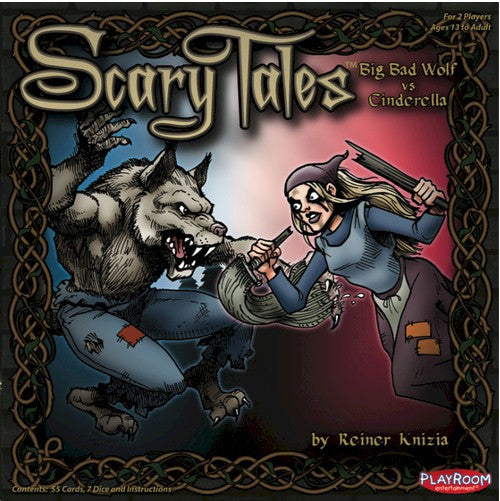 SCARY TALES - Big Bad Wolf vs. Cinderella
