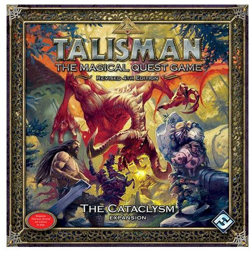 TALISMAN REVISED 4TH ED - THE CATACLYSM