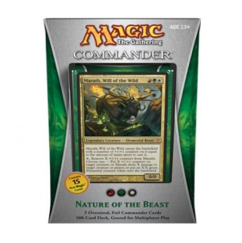 MAGIC COMMANDER - 2013 - NATURE OF THE BEAST