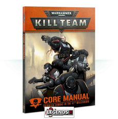 WARHAMMER 40K - KILL TEAM -  Core Manual