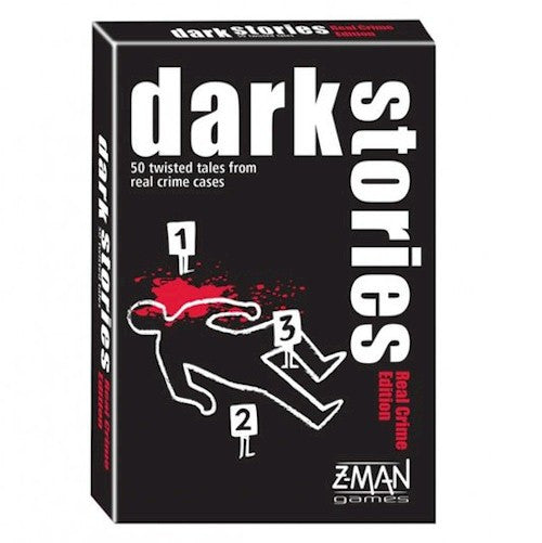 DARK STORIES - Dark Stories Real Crime Edition