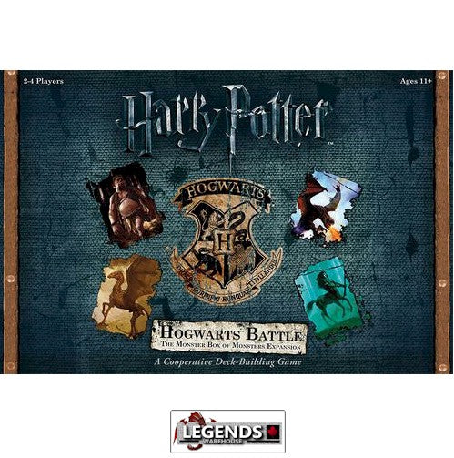 HARRY POTTER - HOGWARTS BATTLE:  The Monster Box of Monsters Expansion