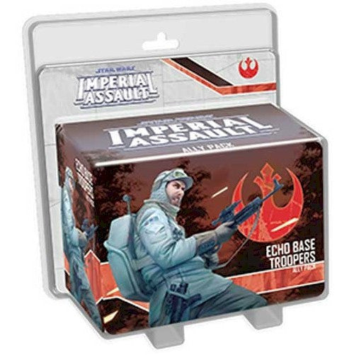 STAR WARS - IMPERIAL ASSAULT - Echo Base Troopers Ally Pack