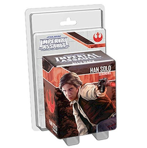STAR WARS - IMPERIAL ASSAULT - Han Solo Ally Pack