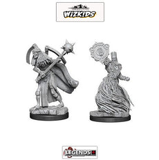 Deep Cuts - Unpainted Miniatures: Liches (2) #WZK73415