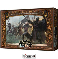A Song of Ice & Fire: Tabletop Miniatures Game - Bolton Cutthroats  Product #CMNSIF501
