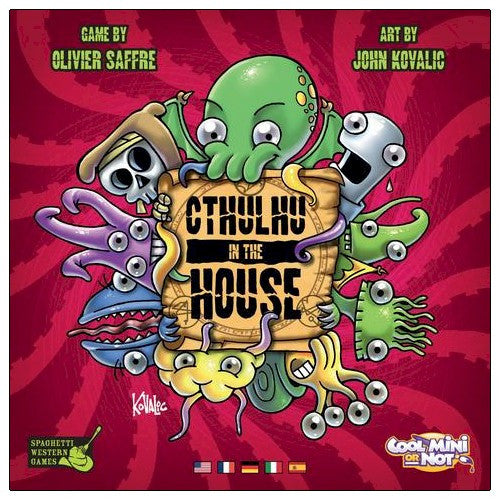 CTHULHU IN THE HOUSE