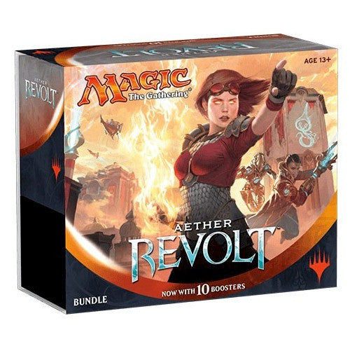 MAGIC FAT PACKS & BUNDLES - AETHER REVOLT