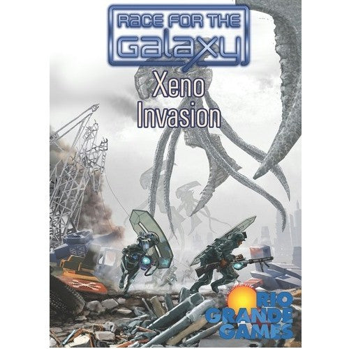 RACE FOR THE GALAXY -  XENO INVASION EXPANSION
