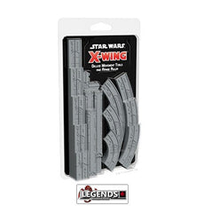 STAR WARS - X-WING - 2ND EDITION  - Deluxe Movement Tools & Range Ruler