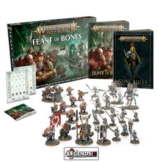 WARHAMMER AGE OF SIGMAR - FEAST OF BONES BOX SET