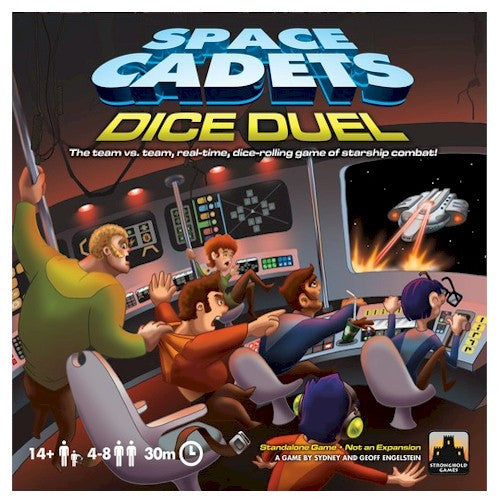 SPACE CADETS - DICE DUAL