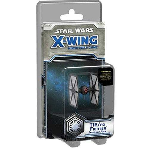 STAR WARS - X-WING - TIE/fo Fighter Expansion Pack
