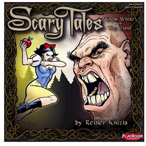 SCARY TALES - Snow White vs. The Giant