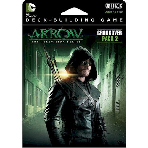 DC Comics Deck-Building Game - Crossover Pack #2 - Arrow
