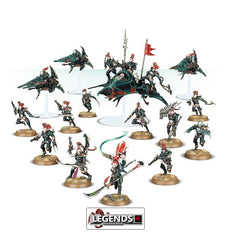 WARHAMMER 40K - START COLLECTING - DRUKHARI/DARK ELDAR  II (NEW)