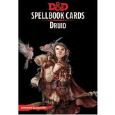 DUNGEONS & DRAGONS - 5th ED RPG - Spellbook Cards - Druid Deck