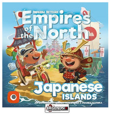 IMPERIAL SETTLERS - EMPIRES OF THE NORTH - JAPANESE ISLANDS EXPANSION