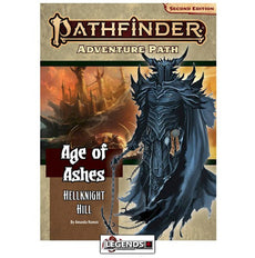 PATHFINDER - 2nd Edition - Adventure Path - Hellknight Hill (Age of Ashes 1 of 6)