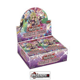 YUGI-OH - LEGENDARY DUELISTS SISTERS OF THE ROSE BOOSTER BOX   [36 Packs] [Sealed]