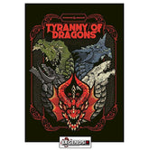 DUNGEONS & DRAGONS - 5th Edition RPG: TYRANNY OF DRAGONS (LIMITED EDITION COVER)