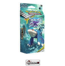 POKEMON SUN AND MOON COSMIC ECLIPSE - KYOGRE - UNSEEN DEPTHS THEME DECK