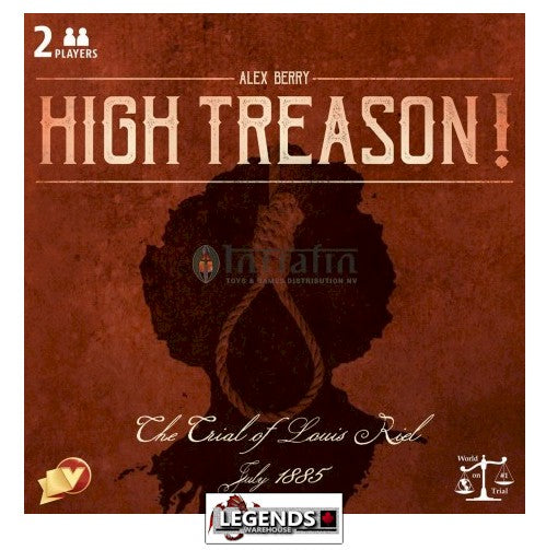 HIGH TREASON  (2ND EDITION)