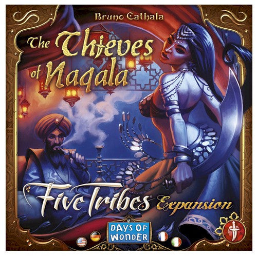 FIVE TRIBES - The Thieves of Naqala Expansion